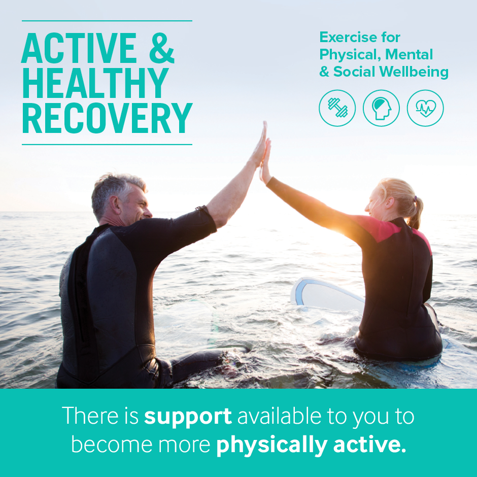 Active & Healthy Recovery - Partners in Recovery